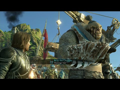 Middle-earth: Shadow of War: Quick Look