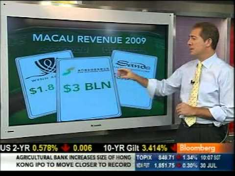Live - Macau Billionaires