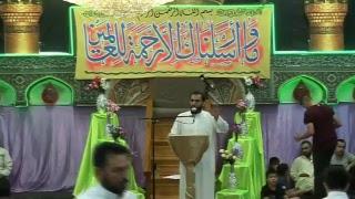 عيد المبعث النبوي الشريف, الرادود السيد مخلد الكربلائي حسينية آل ياسين(ع)سيدني 2018