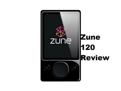 zune 120gb review youtube rh youtube com Zune 120 Black Speakers for Zune 120GB