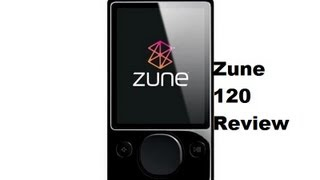 Zune 120gb Review