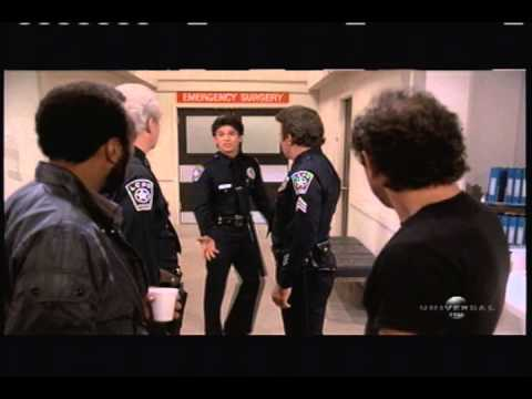 TJ Hooker  Romano at his best