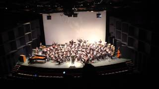 toccata fantastica 2014 ccsd high school honor band