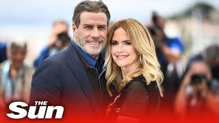 John Travolta's wife Kelly Preston dies aged 57 after secret two-year battle with breast cancer