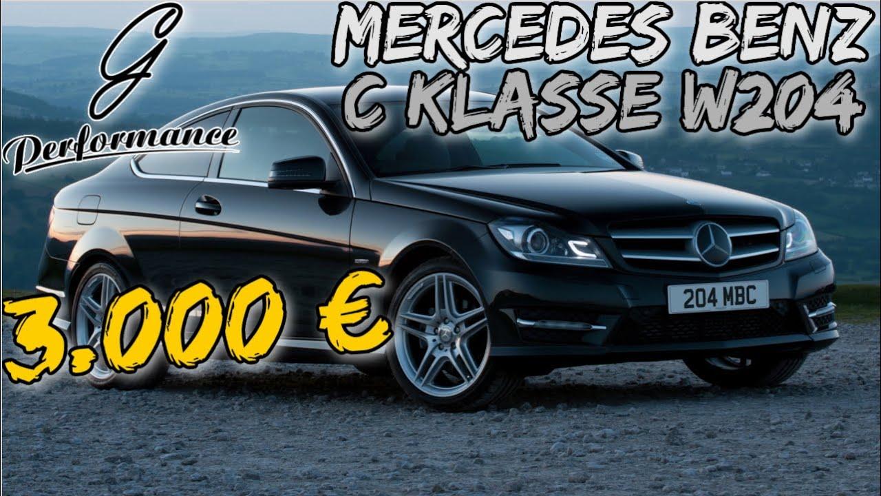 Das BESTE Auto für unter 10.000 € | Mercedes C Klasse W204 Kaufberatung | G Performance