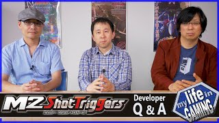 Q & A with the M2 Shot Triggers Development Team / MY LIFE IN GAMING