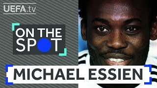ON THE SPOT: Who does Essien think is the new Essien?