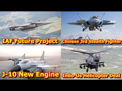Defence Update 7 March (Part-2)| Chinese 3rd Stealth Fighter