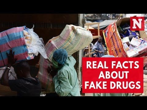World Health Organization Report Finds Poor Countries Plagued With Fake Drugs