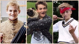 Jack Gleeson (Joffrey in Game of Thrones) Rare Photos | Family | Friends | Lifestyle