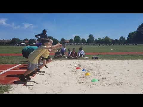 Sydney Russell Primary school - Sports Day 2019
