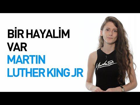Bir Hayalim Var: Martin Luther King Jr...