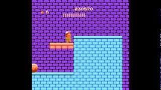 Hudson Adventure Island - All secret pots (NES)