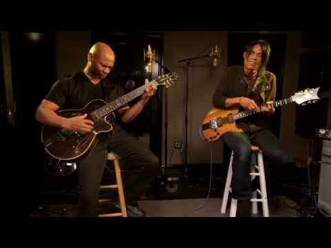Kevin Eubanks & Stanley Jordan - Morning Sun - from Duets