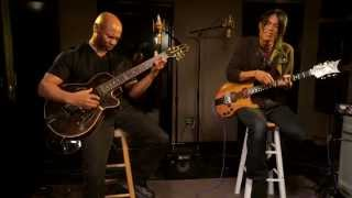 Kevin Eubanks & Stanley Jordan - Morning Sun - from Duets