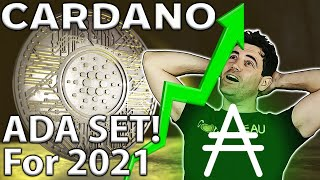 Cardano: Get Ready for ADA SURGE in 2021!