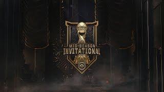 MSI 2019: Semifinal 1 - Invictus Gaming x Team Liquid