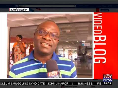 Herbert Mensah on Anas video - Joy News Interactive (5-6-18)