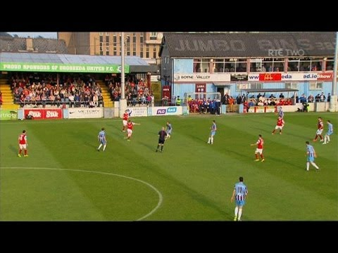 St Patrick's Athletic have re-signed Chris Forrester from Aberdeen. Here's probably his best goal from his last stint with the club!
