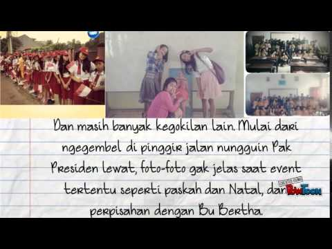 Memories of SD Kristen Rantepao 5 2018-2014
