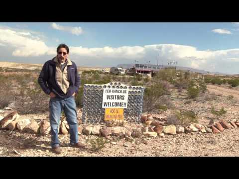 Missouri Wind and Solar visits the Eco Ranch in Terlingua Texas