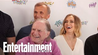 'The Strain' Cast On Final Season: We're On Our Last Breath | SDCC 2017 | Entertainment Weekly thumbnail