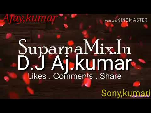 Hindi song DJ mixing Sarki Jo sar se Woh Dheere Dheere PagalWorld Hindi DJ gana AJ Kumar 3