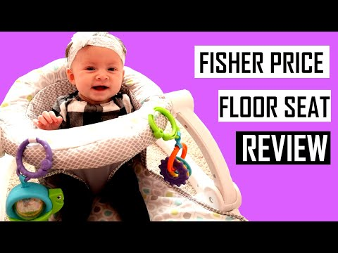 Fisher Price Sit Me Up Floor Seat Review