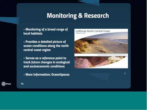 Ocean Communicators Alliance: North Central Coast Docent Training Handbook Webinar