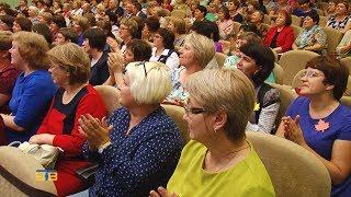 Педагоги Упоровского района отпраздновали День учителя