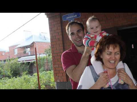 Видео поздравление с днем рождения. Юбилей мамы, свекрови и жены