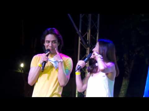Kris Bernal Brings Her Character as Tinay at the 'Little Nanay Gives Back' Concert