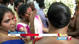Koovagam Koothandavar temple festival : special story | News7 Tamil