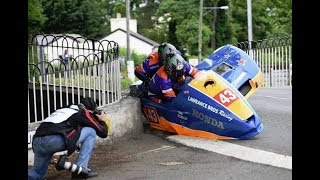 Isle of Man TT - Best of Ballaugh Bridge