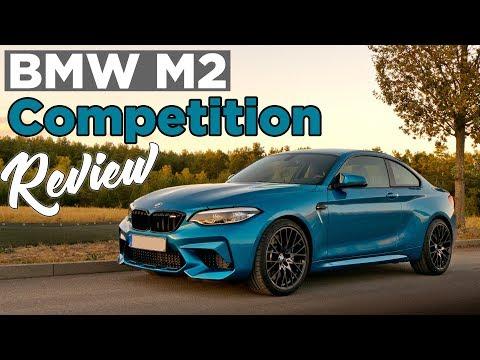 BMW M2 Competition Manual 2018 - Test / Review / Fahrbericht / Deutsch!