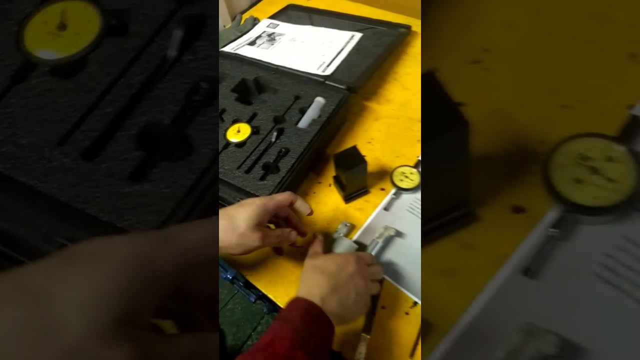 Caterpillar 3516 injector timing - YouTube