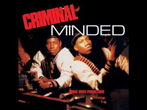 Boogie Down Productions - Criminal Minded (Full Album) - 1987