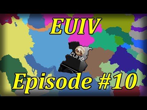 Let's Play EUIV Extended Timeline Zunist Episode 10 (Horde Warfare)