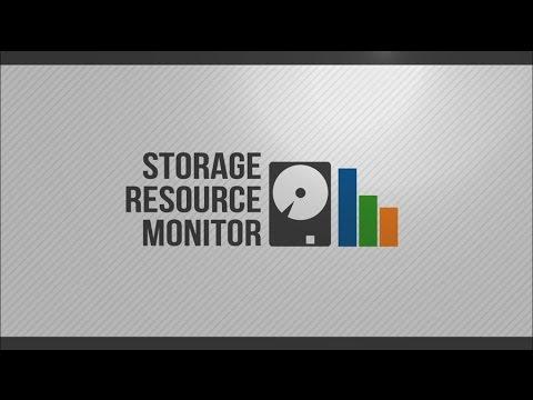 Storage Monitoring Software: Introduction to Storage Resource Monitor