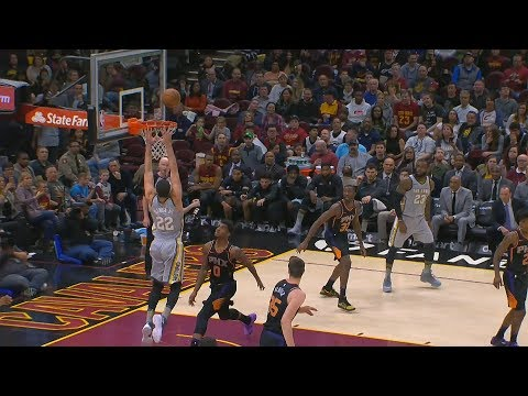 LeBron James & Larry Nance Jr Show Great Chemistry in Cavaliers Win Over Suns!