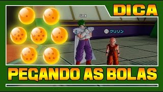 Dragon Ball Xenoverse - Dicas #2 - Como e onde conseguir as 7 Esferas do Dragão