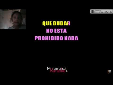 karaoke de soy luna-baby alive-