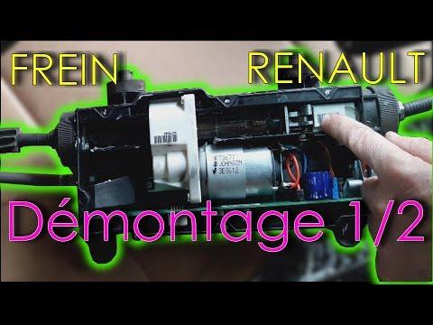 Frein de Parking Automatique Renault - Mécanique  automobile -  toutbricoler.fr