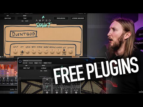 FREE METAL GUITAR PLUGINS