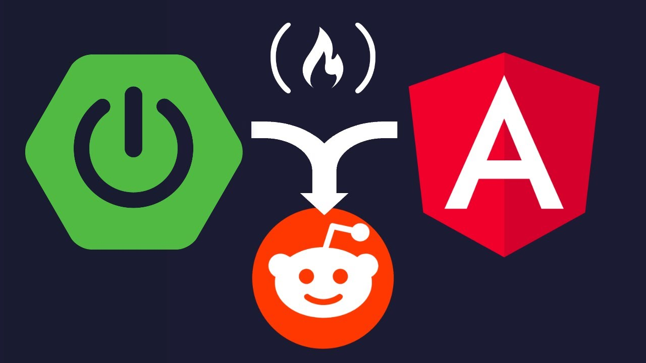Spring Boot and Angular Tutorial - Build a Reddit Clone (Coding Project)