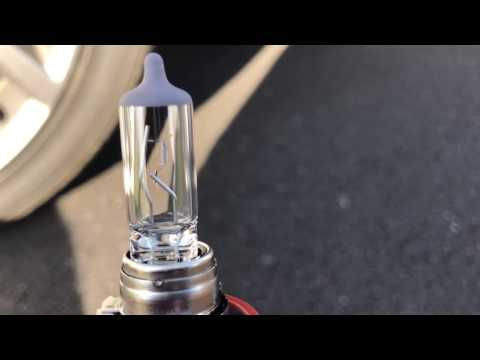 How to replace a fog light bulb- MK6 VW Gti 2010-2014