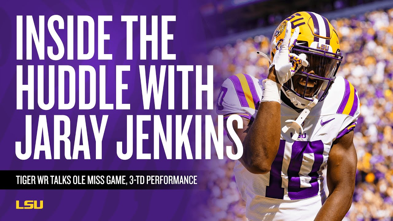 Download Inside the Huddle with Jaray Jenkins