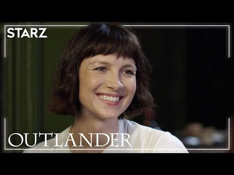 Outlander | Entertainment Tonight Interviews Caitriona Balfe | STARZ