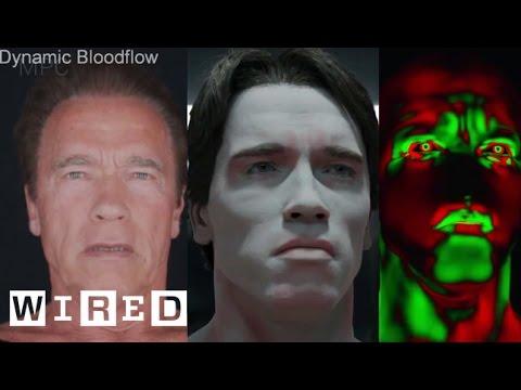 Terminator Genisys: Creating a Fully Digital Schwarzenegger streaming vf