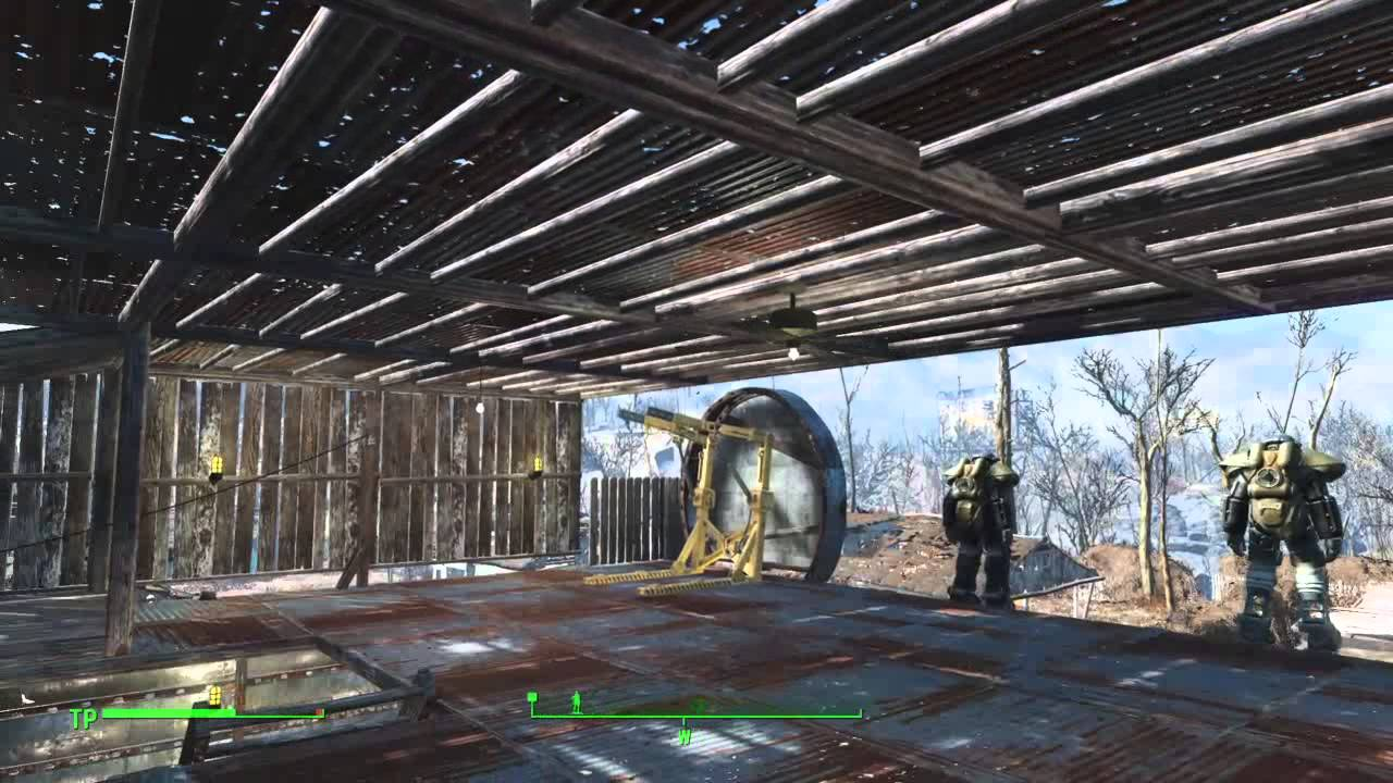Fallout 4 Selfmade House Build